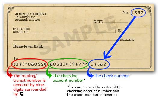 bank aba routing number chase